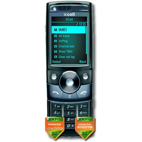 Bezpieczny telefon Antypodsłuch XCell Pro